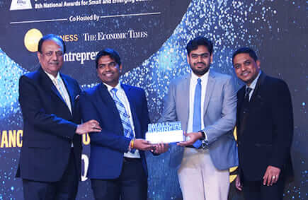Awarded for Technology provider of the year