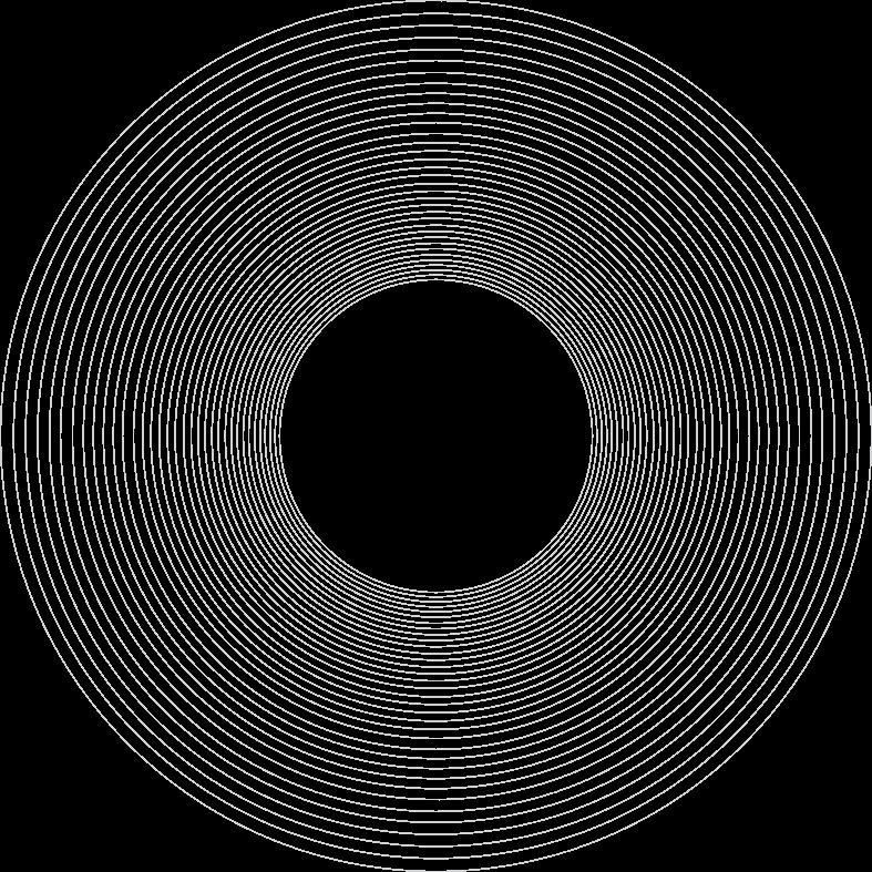 circle image on background
